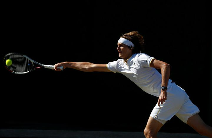 Tennis: There's no satisfaction yet for improving Zverev ...