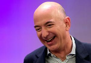 Jeff Bezos now world's richest person