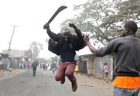 Tensions rise after Kenya's contested election