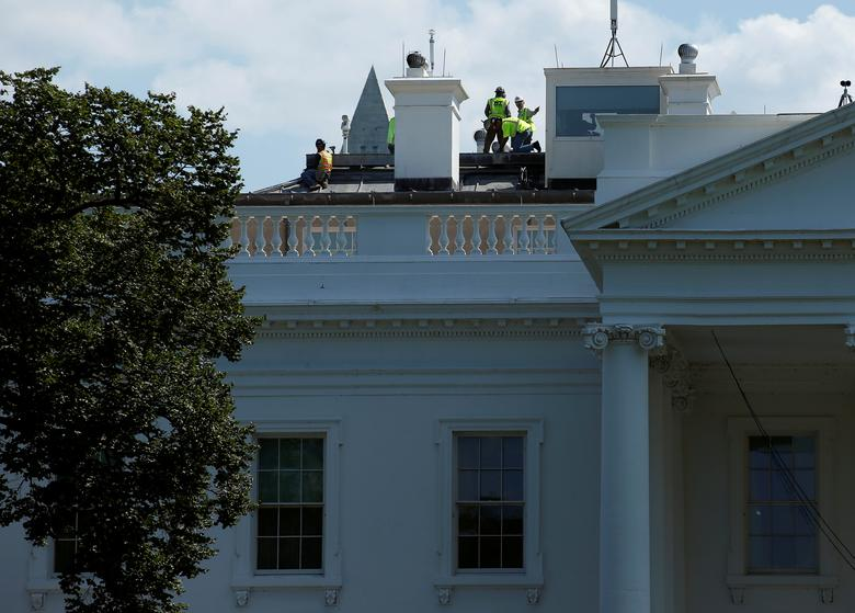 Video White House Fumigating Mb Obama Bugs In White House