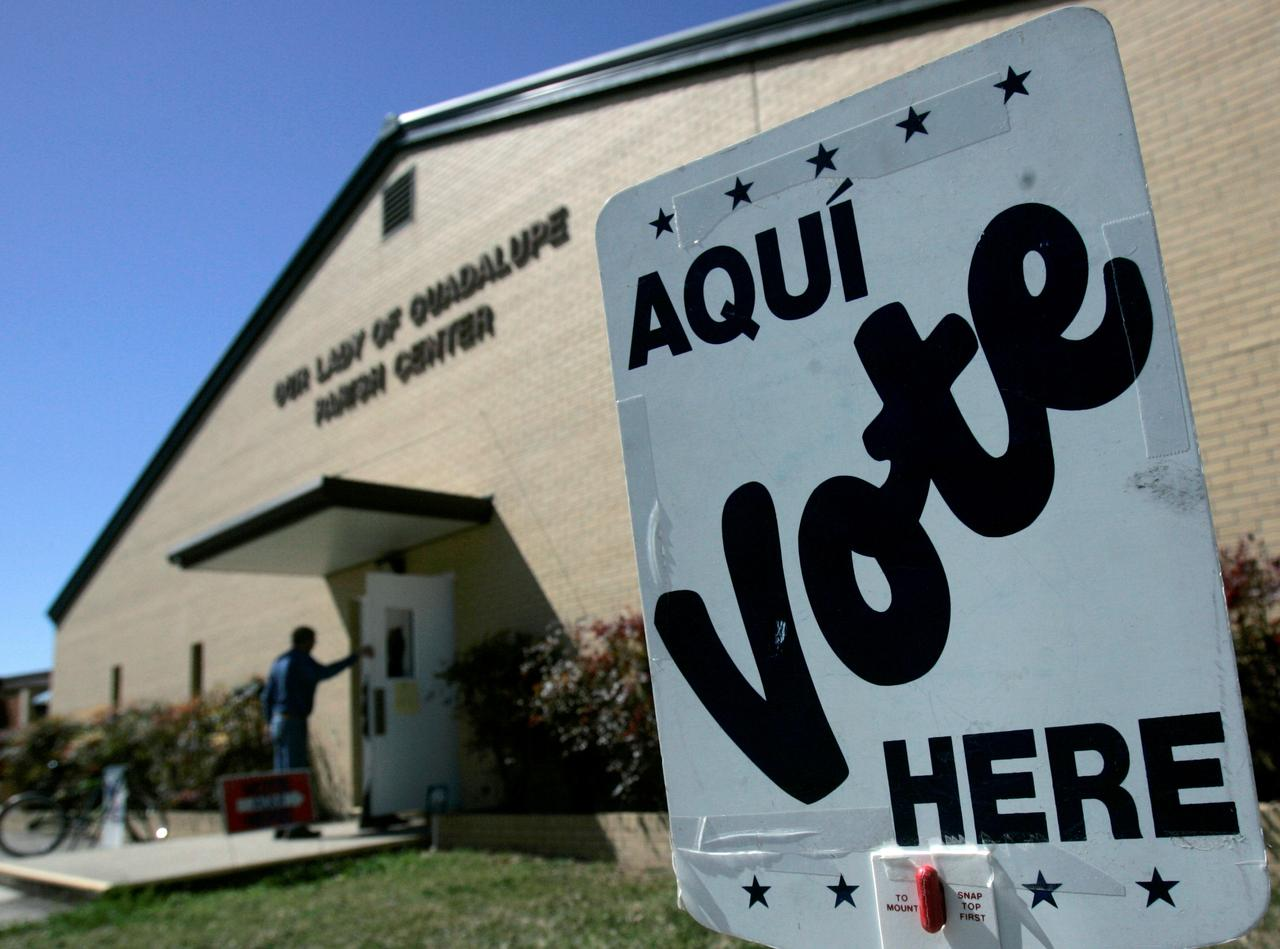 U.S. appeals court says Texas can implement voter ID law
