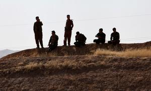 Iraqi forces complete takeover of Kirkuk