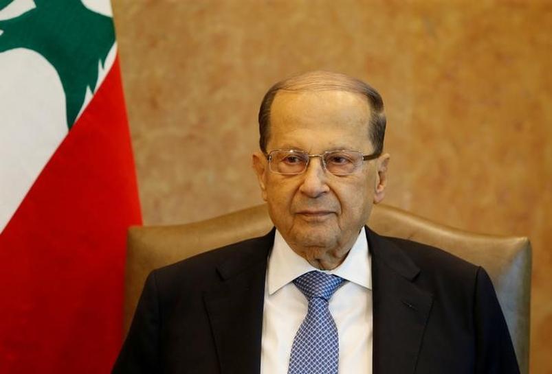 Lebanese president says PM Hariri has been
