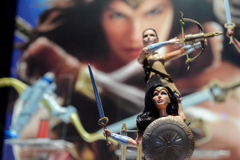 Wonder Woman sword, Spider-Man drone land on 'Worst Toys' list