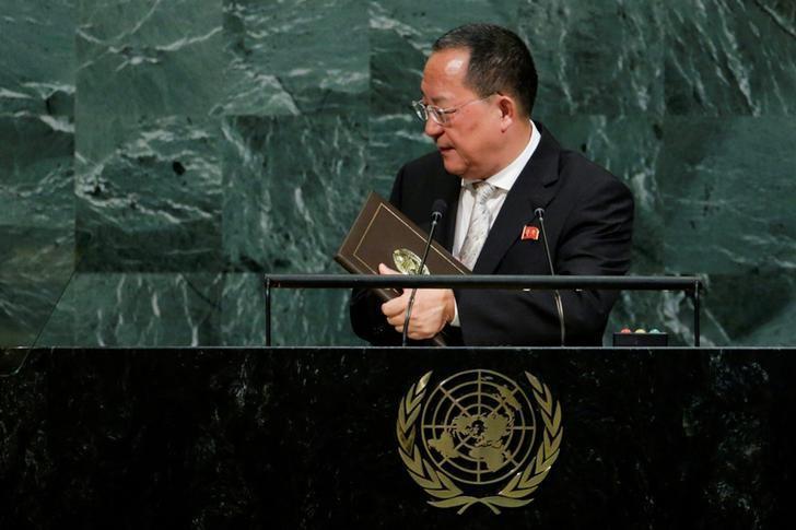 N.Korea warns against U.S.-S.Korea military drills after Olympics