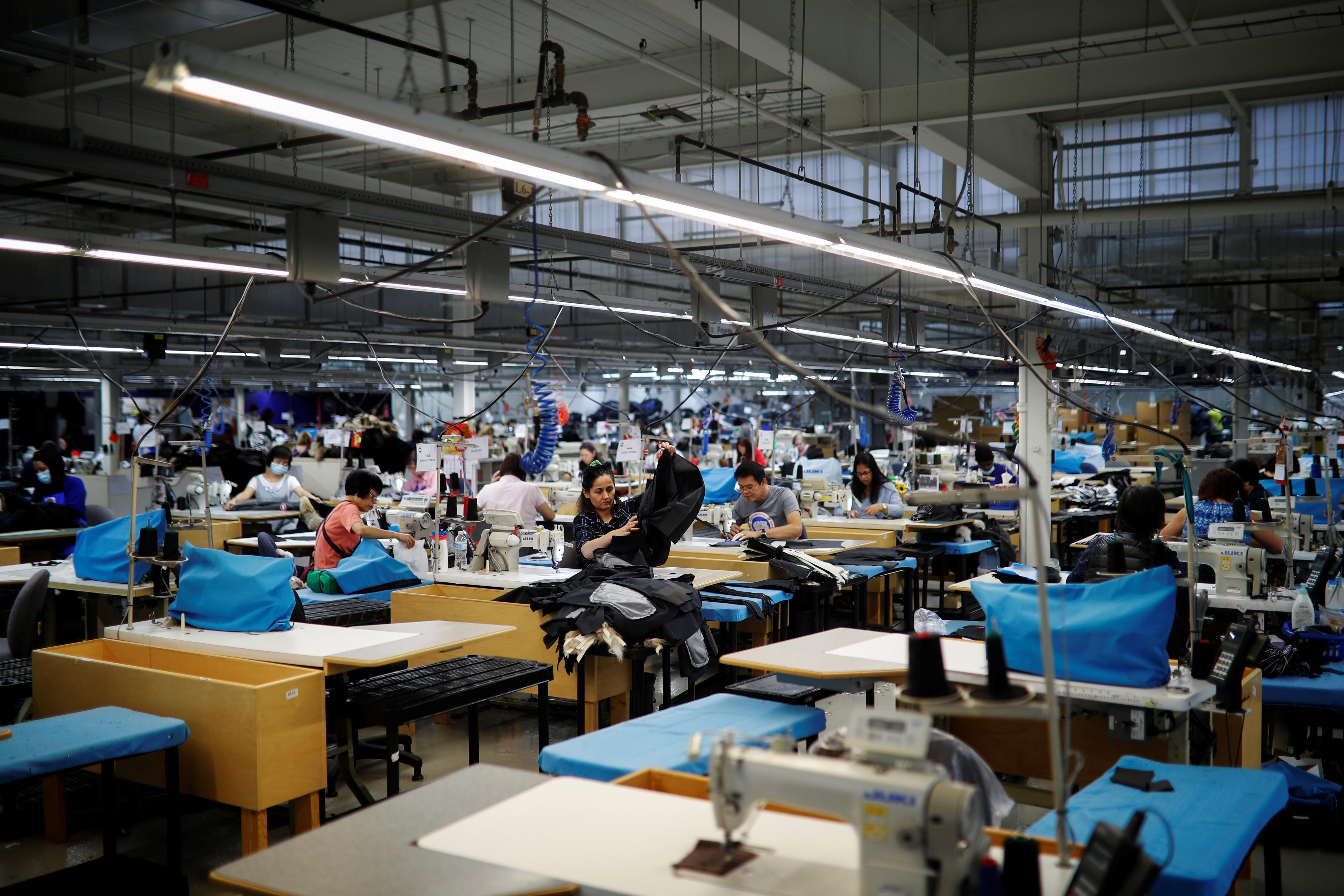 canada goose factory toronto location
