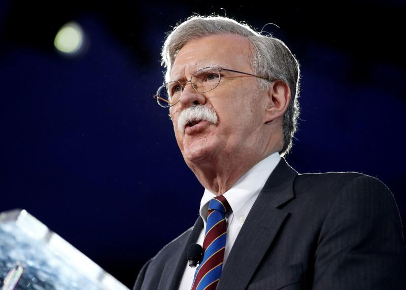 Former U.S. Ambassador to the United Nations John Bolton speaks at the Conservative Political Action Conference (CPAC) in Oxon Hill, Maryland, U.S. February 24, 2017. Joshua Roberts