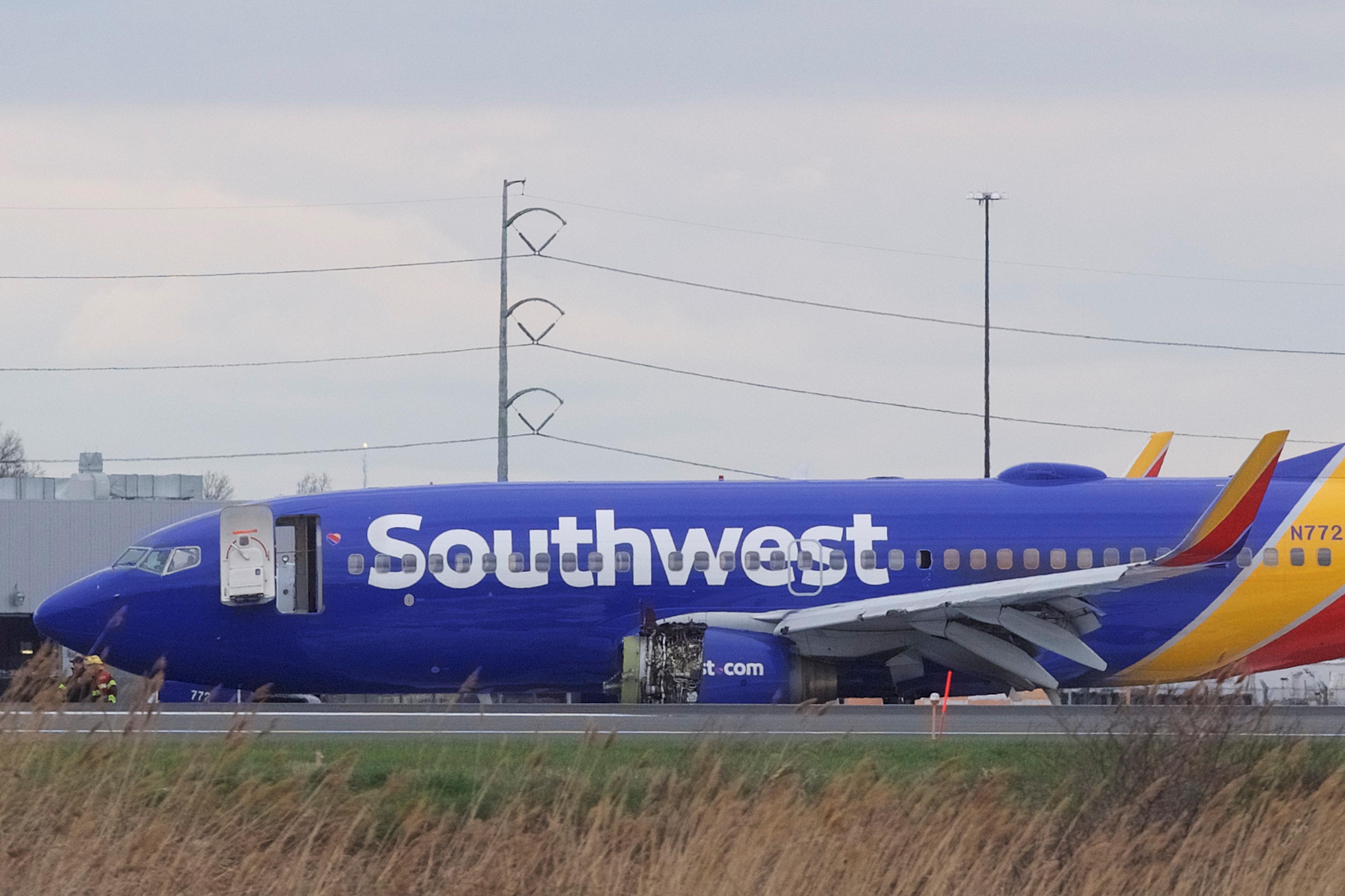 One killed when engine explodes on Southwest flight | FinanceTime