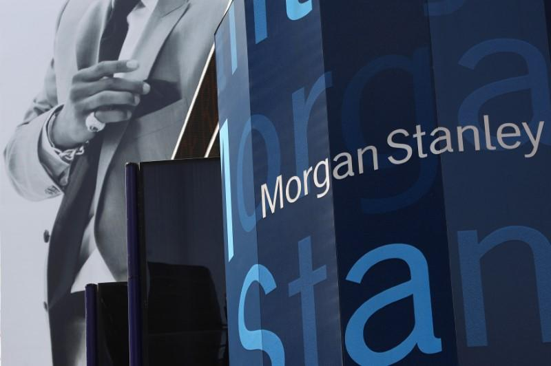 The headquarters of Morgan Stanley is seen in New York June 1, 2012. Eric Thayer