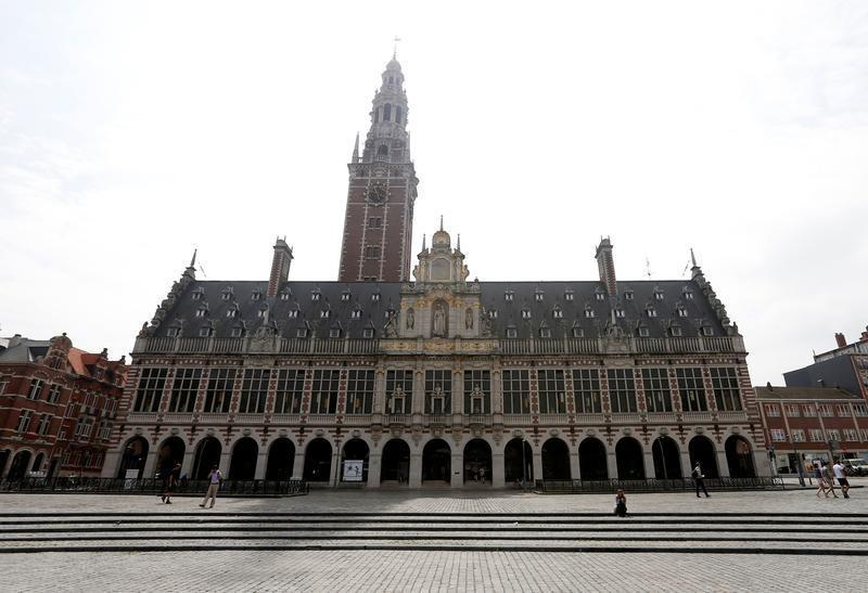 1. The library of the university KU Leuven