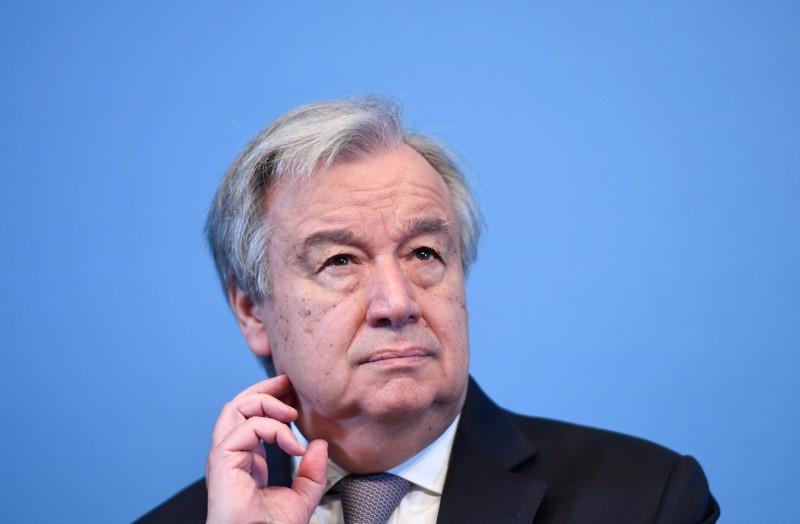 联合国副主席警告不要废除伊朗的核协议