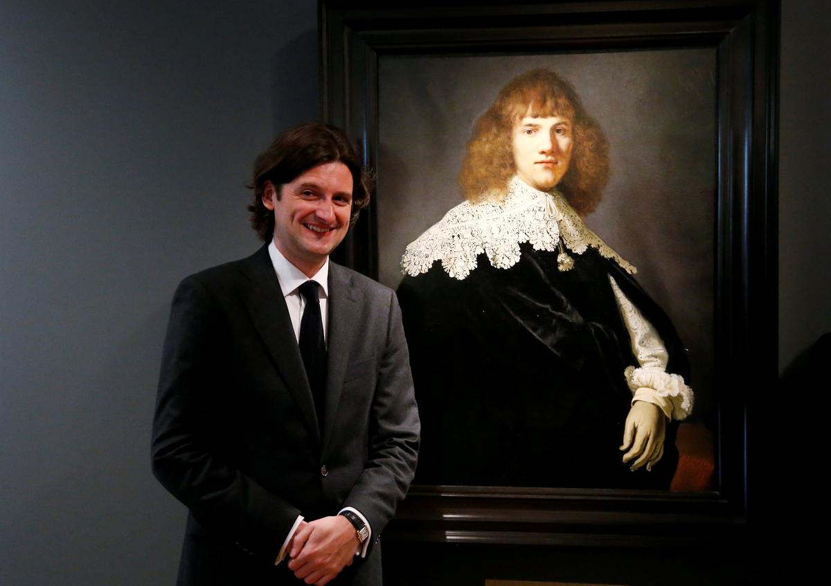 Dutch art dealer discovers first 'new' Rembrandt in 44 years