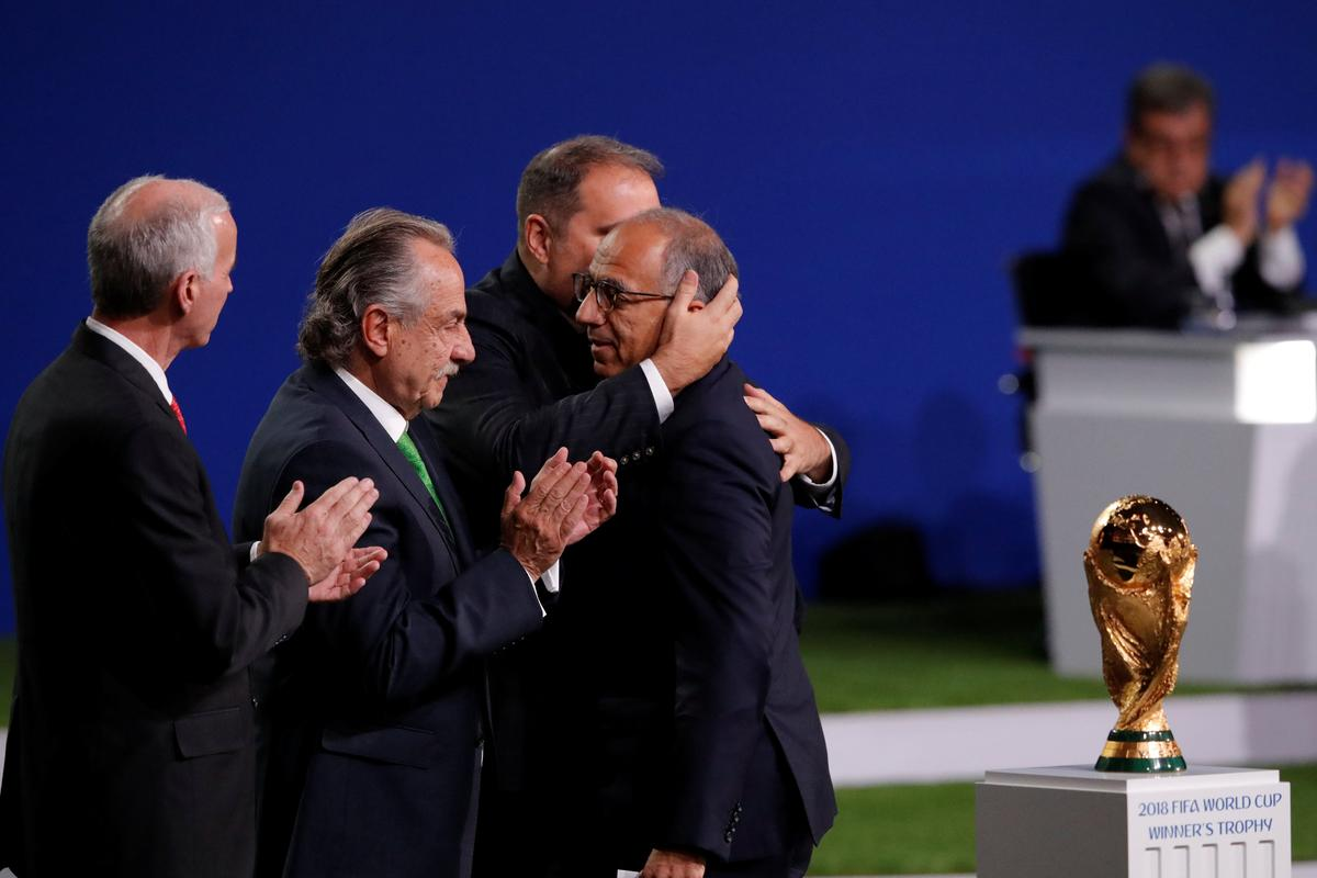 Soccer: Factbox on the winning North American bid for the 2026 World Cup