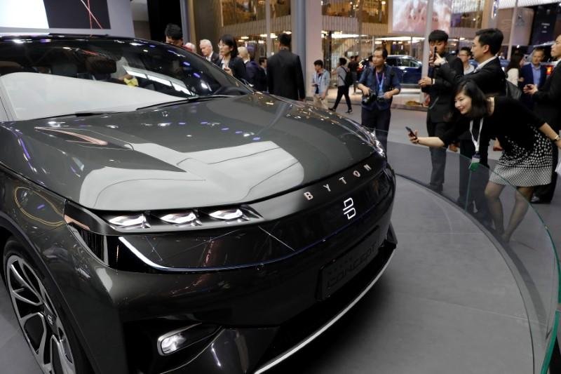 China start-up readies capacity for 150,000 electric cars per year