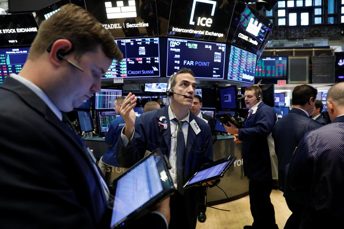 US STOCKS-Nasdaq hits new closing high, S&P 500 gains after ECB decision, U.S. data