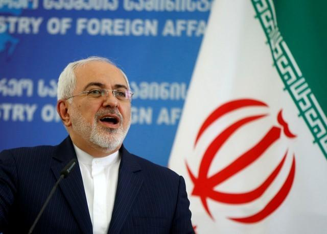 Iran's foreign minister: U.S. will not stop Iran oil exports -...