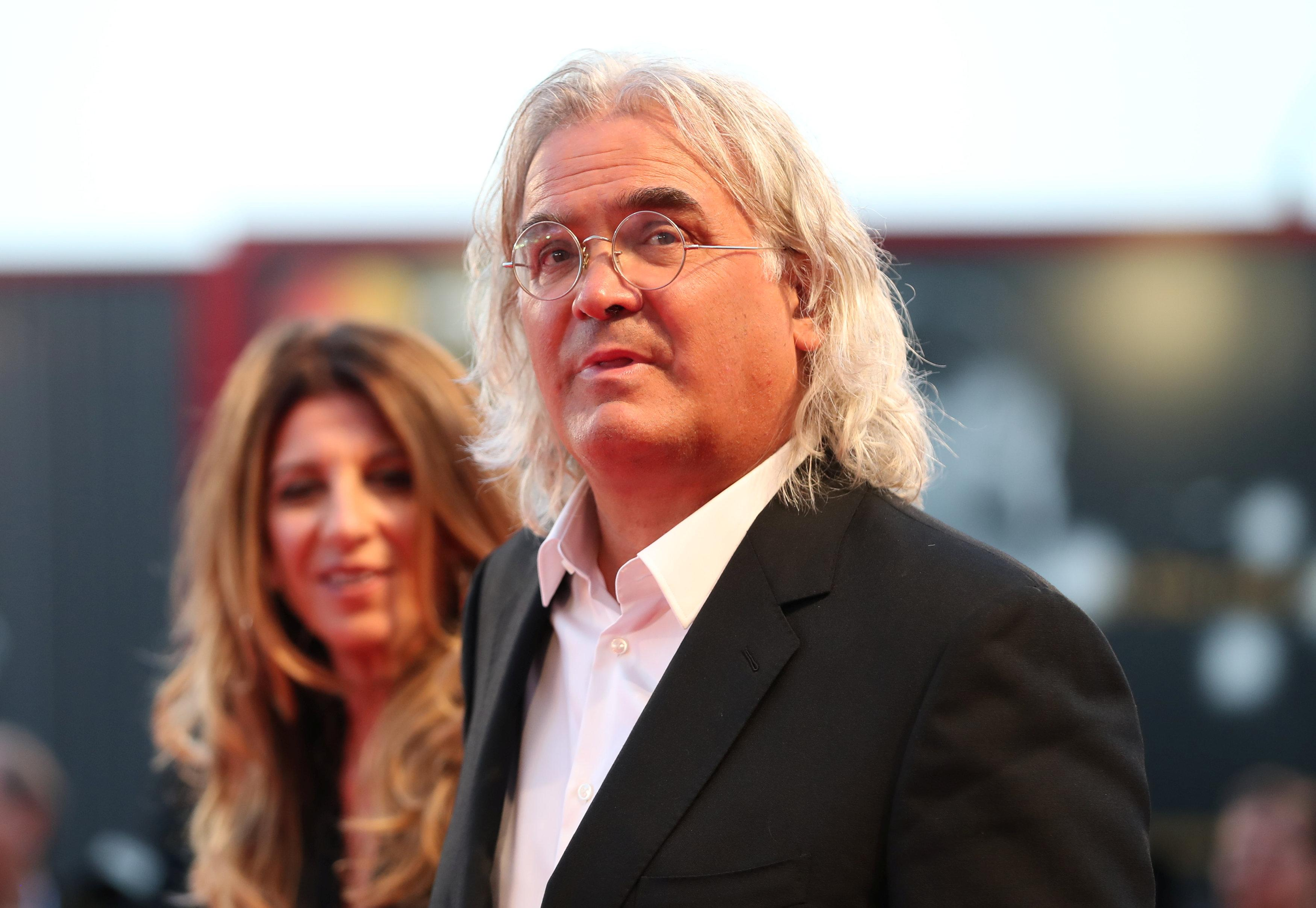 "The 75th Venice International Film Festival - Screening of the film ""22 July"" competing in the Venezia 75 section - Red Carpet Arrivals - Venice, Italy, September 5, 2018 - Director Paul Greengrass. Tony Gentile"