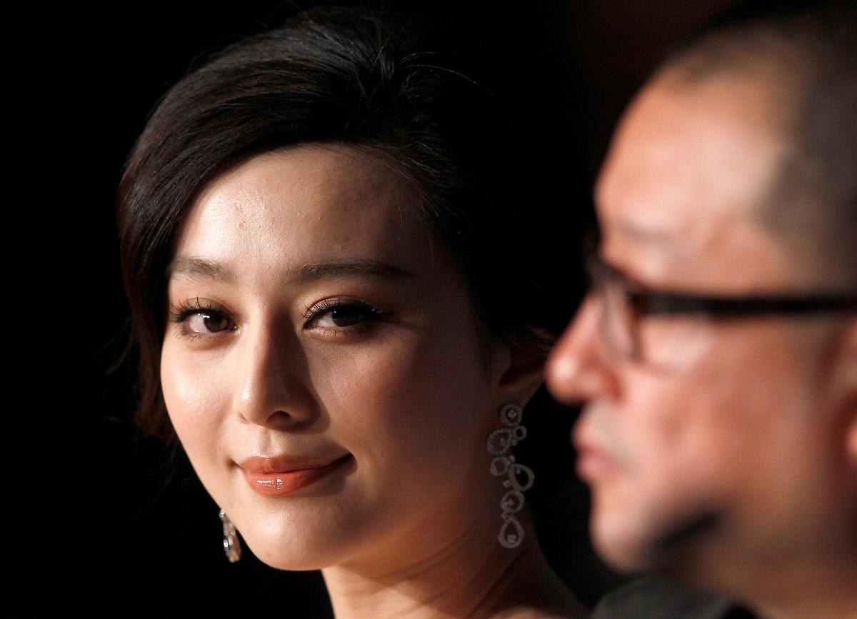 A lady vanishes: In China, a movie star disappears amid culture crackdown