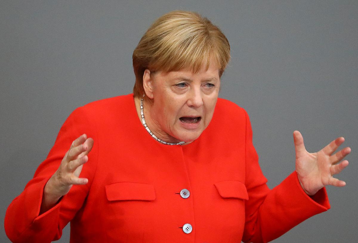 Merkel: NATO needs to strengthen its defence capabilities