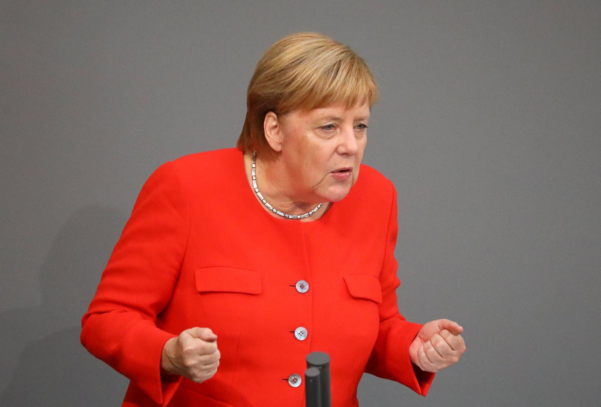 Merkel: NATO needs to strengthen its defense capabilities