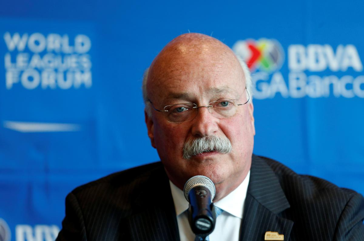 Soccer: 2026 World Cup could lead to combined north American league...