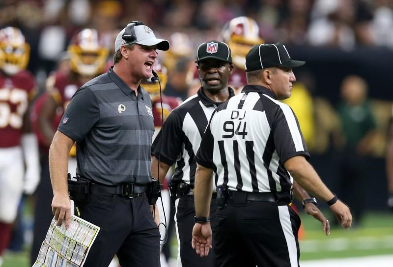 NFL notebook: NFL fires official who blew obvious call
