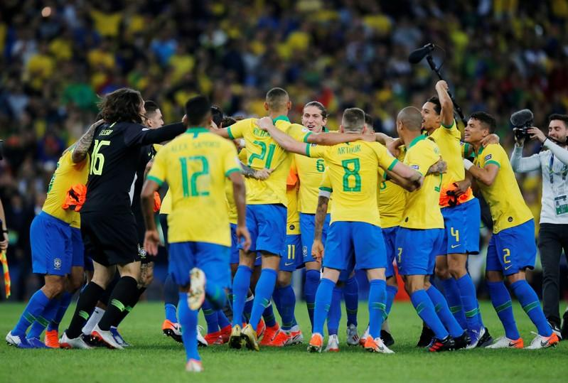 Soccer: List of Copa America winners