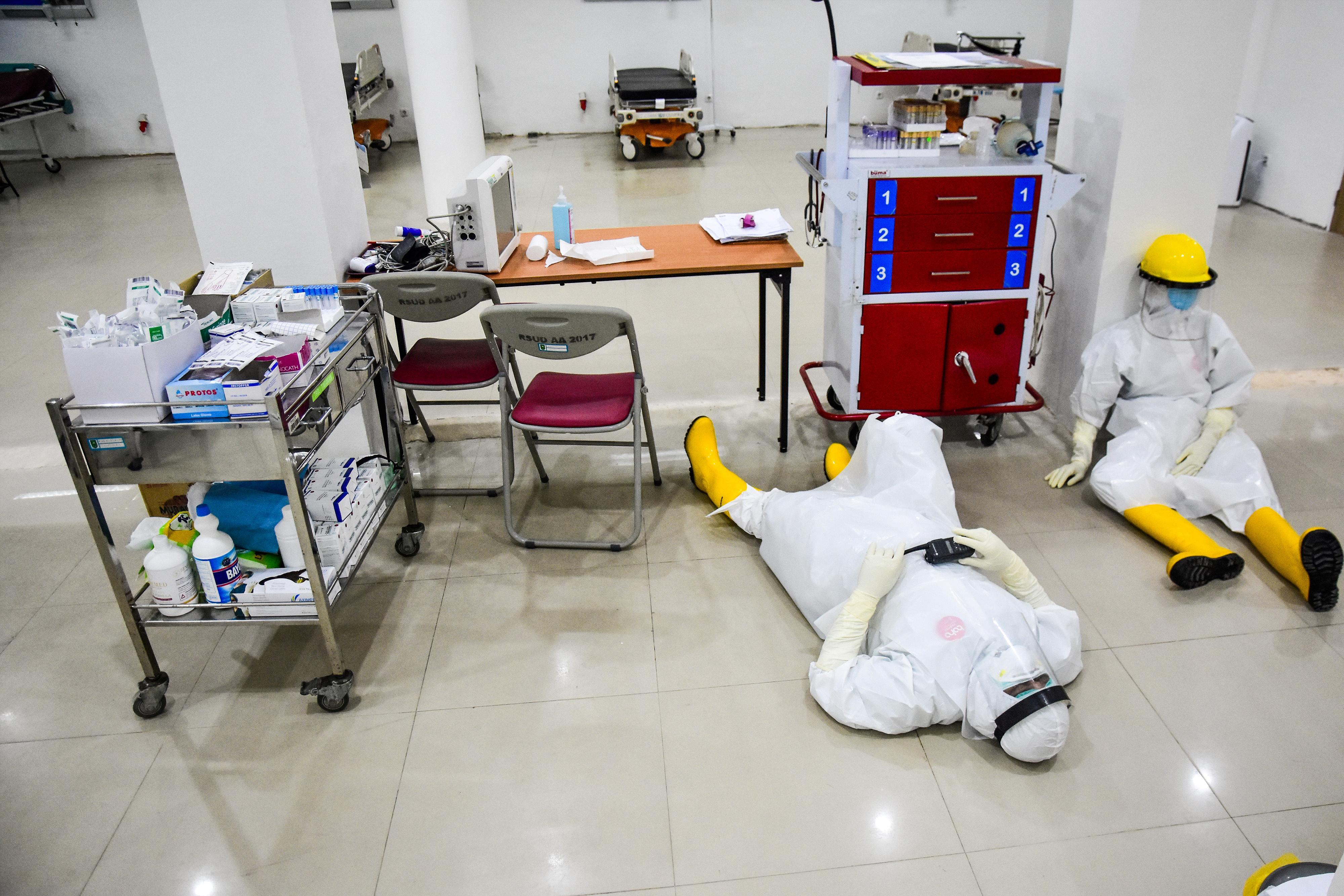 Indonésia registra maior aumento diário de infecções por coronavírus