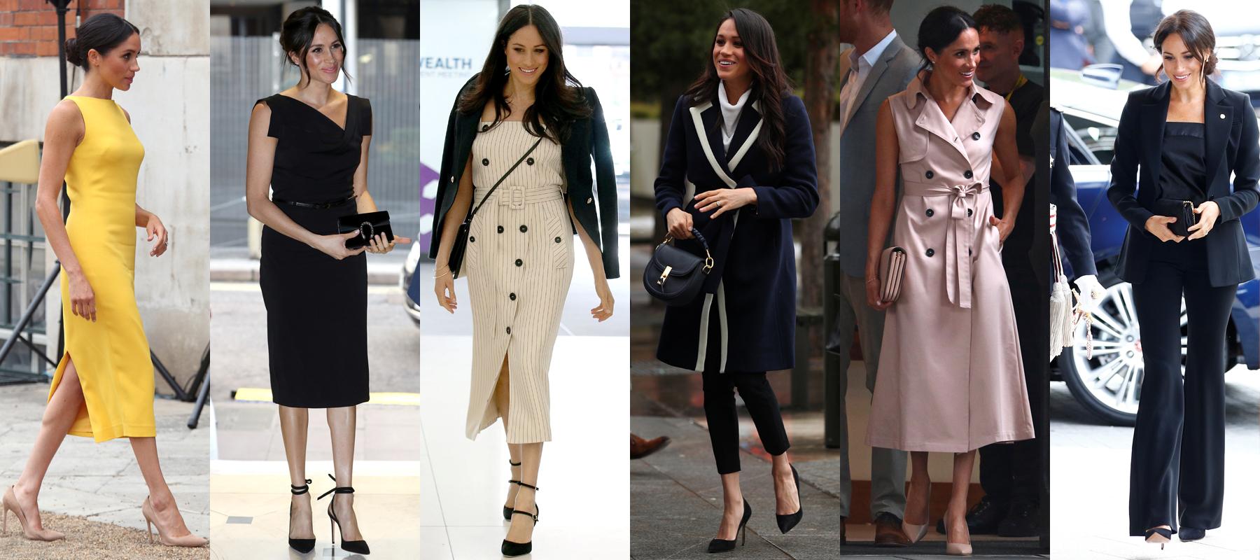 Duchess Meghan Markle is People Magazines best dressed celeb