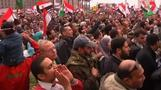 Thousands protest in Cairo's Tahrir Square