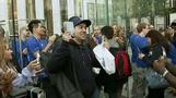 iPhone 5 saves the day for Nasdaq