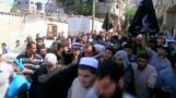 Funeral for a militant in Gaza