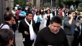At least 25 dead in Mexico City blast
