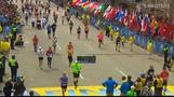 Video shows moment of deadly explosion at finish line of Boston Marathon