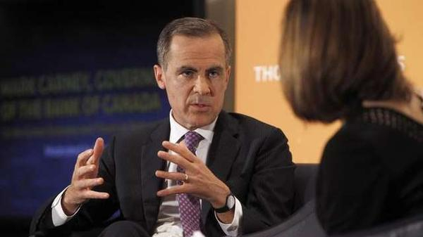 NEWSMAKER: Carney on IMF, inflation & how he got his new job