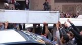 Egypt calls early presidential election as violence spreads