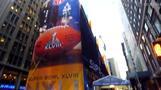 Super Bowl Boulevard in 60 seconds through Google Glass