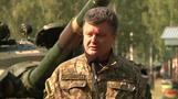 Ukraine fights \