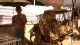 中国・玉林市で「犬肉祭り」、動物保護活動家らと対立(字幕・22日)