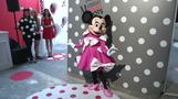 Minnie Mouse's style celebrated in LA