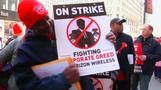 40,000 Verizon union workers strike