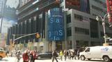 Sharp profit drop at Morgan Stanley