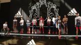 British athletes model kit for Rio Olympics