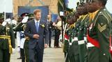 Barbados welcomes Prince Harry