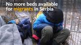 Serbia's migrant centers are full, U.N. says