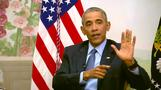 'Show me' says Obama to Republicans about a replacement for Obamacare