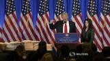 Trump says sons to get 'complete and total control' over his business