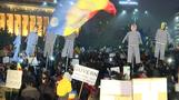 Protests continue in Romania despite repeal