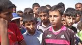 Without school, children of Mosul feared lost to poverty and conflict