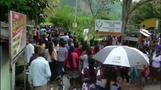 スリランカとインド東部の豪雨災害で約200人死亡(29日)